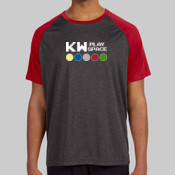 KW Play Space Performance S/S Raglan T-Shirt